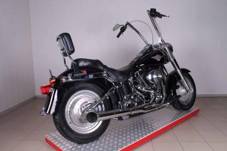 Harley-Davidson FLSTF Fat Boy в Москве